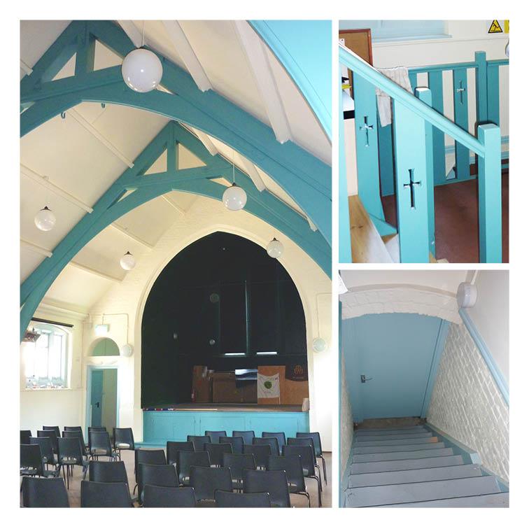 St Swithuns hall